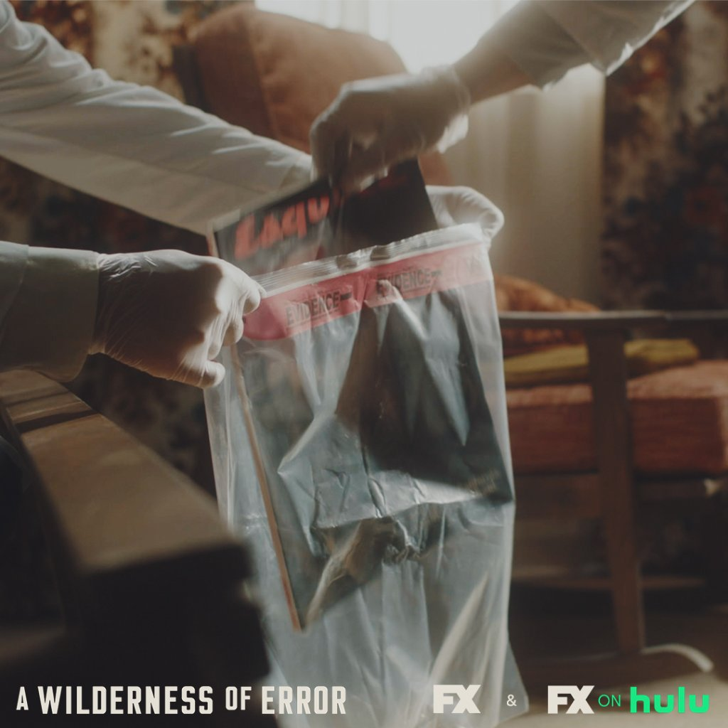 What does the evidence tell you? #WildernessofError begins Friday at 8 p.m. on @FXNetworks, next day #FXonHulu. https://t.co/fIMzw5GiWi