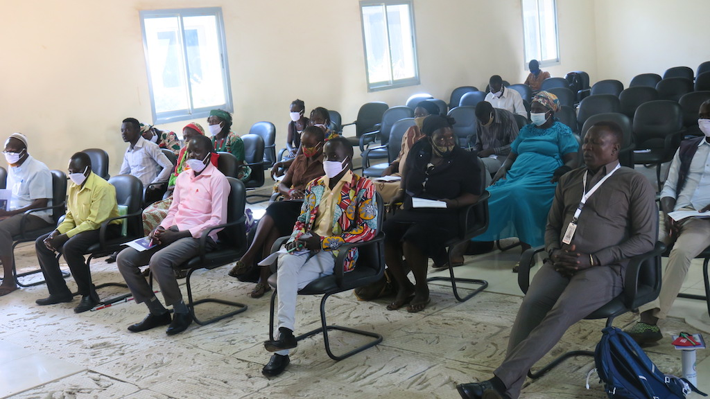Roads to unwanted destinations are paved by good intentions, and a lack of coordination. To improve their service delivery, reps from civil society organizations in Eastern Equatoria #SouthSudan have attended an #UNMISS-led forum. Full story: https://t.co/cedFFXrrVE #SSOT #A4P https://t.co/2gXLGNZ8zh
