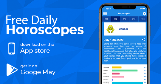 View these #Cancer Horoscopes in our new app: Horoscopes. Available on App Store and Google Play. Download from => https://t.co/ihETzmeCIm https://t.co/r9Xi55jRdy