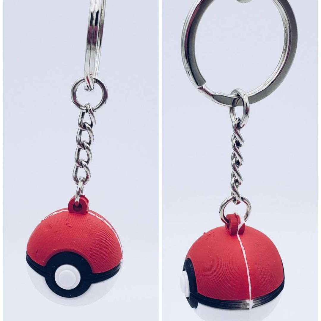 Get a Pokemon Key Chain today! . . . https://t.co/5rdP3g5GMe . . . #Handmade #Etsy #Keychain #Pokemon #PokemonGo #Charmander #Squirtle #Bulbasaur #Pikachu #Eevee #Pokeball #GottaCatchEmAll #StaySilly https://t.co/WJ8c7LFAKz