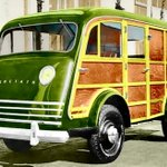Image for the Tweet beginning: Here's an obscure #quirky #van