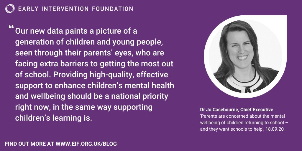 ICYMI: Parents are concerned about the mental wellbeing of children returning to school – and they want schools to help: https://t.co/CiNOGRYXrP   @jocasebourne highlights our recent @IpsosMORI poll of parents  #SocialEmotionalLearning #mentalhealth #ukedchat #edutwitter https://t.co/aYYWnX5kWp