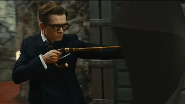 hajduk - Kingsman is such a great movie series, especially with iconic scenes like this one.