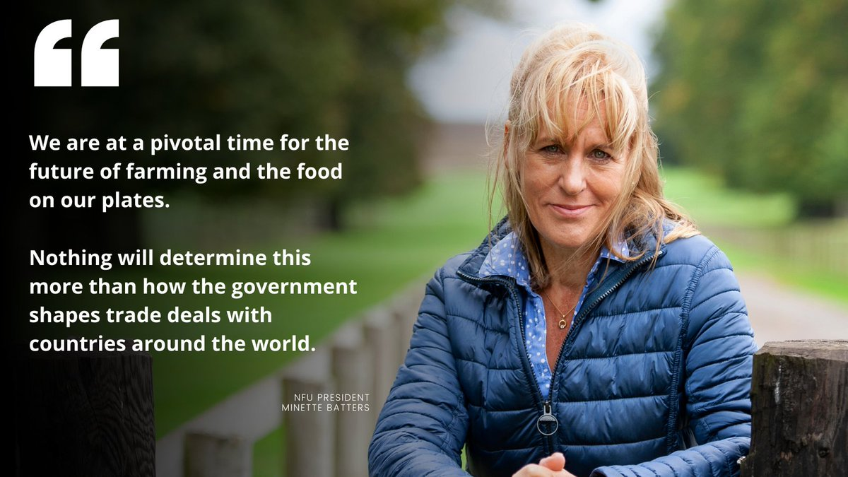 🆕 Food standards campaign update 🆕 Yesterday, the House of Lords voted overwhelmingly on an amendment to the Agriculture Bill which will strengthen the role of the Trade and Agriculture Commission. [1/4] https://t.co/cIuMwKshEd
