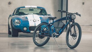 Excitedly awaiting delivery of the Shelby Two-Wheeled Cobra electric bike from @VEBikes.  I'm planning to really put it through it's paces so I ran out tonight and bought a new drone to capture everything. #electricbike #ebike #ebikes #electricbikes #bike #bicycle #cycling https://t.co/Ohcibzd7Kc