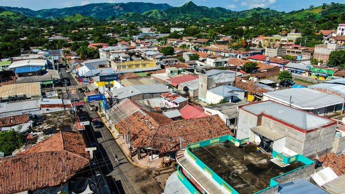 Bukele ordena tercer cerco sanitario, esta vez en Santa Rosa de Lima