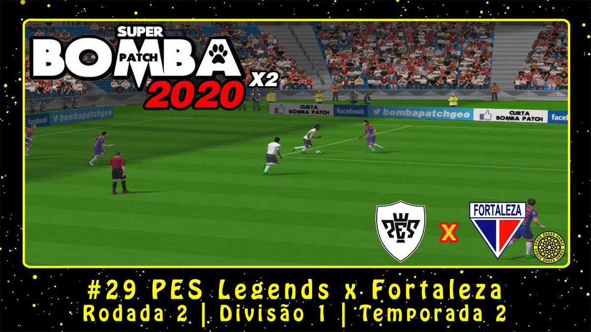 Super Bomba Patch 2020 X2 (PS2) ML #29 PES Legends x Flamengo | Rod.2 | Div.1 | Temp.2 https://t.co/2Rgg7KxWuX via @YouTube  #games #gameplay https://t.co/Abw23Jc2wj