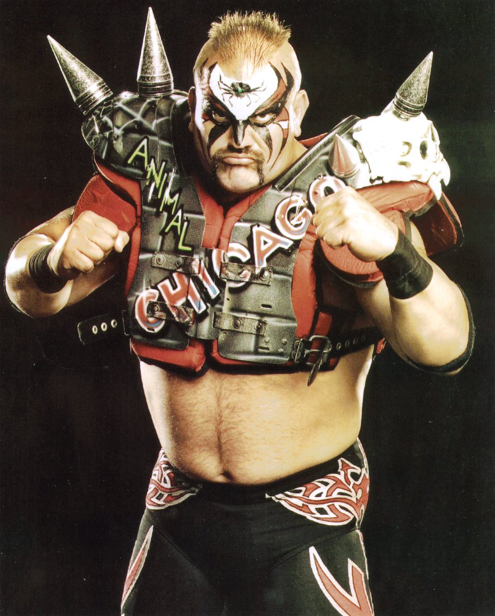 Sad day! I had the pleasure as a kid seeing the Road Warriors live at 3 shows including #WrestleMania 14. My condolences to the Laurinaitis family. #RIPAnimal https://t.co/HFq3DnRBmZ