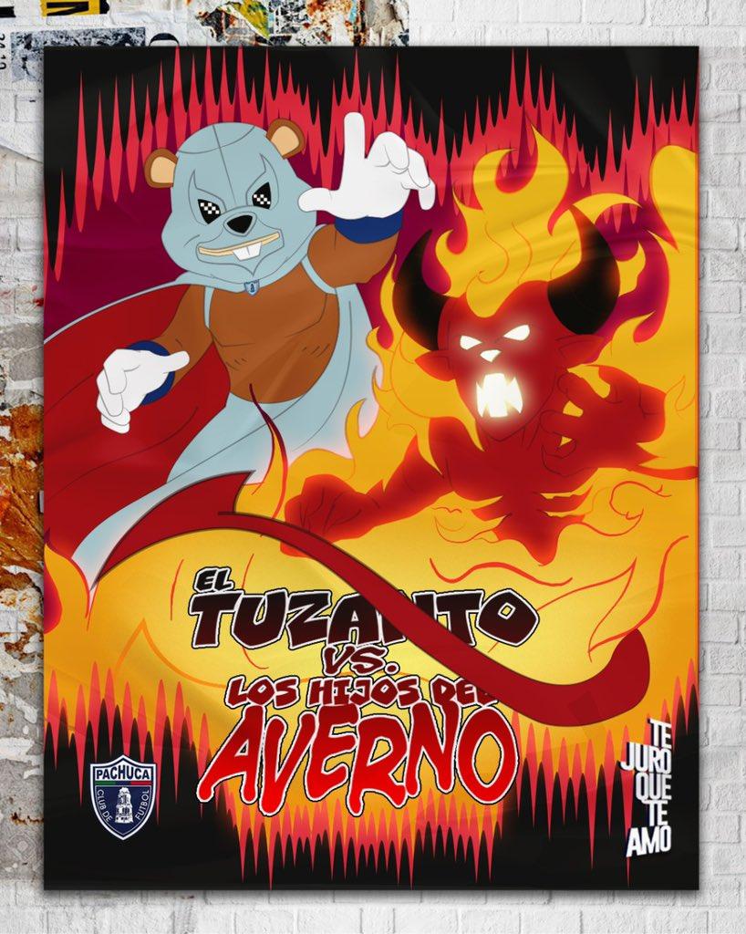 🗣️ | Tío Tuzo llamando a El Santo...  Que la máscara de nuestro héroe nos ayude a ganar la lucha ante #Toluca 👊🏼⚪️🔵  ¡Felices 103 años a la Leyenda de Plata hidalguense! 🤍  #ElÚnicoEnMi💙 https://t.co/ge2d1tgtK8