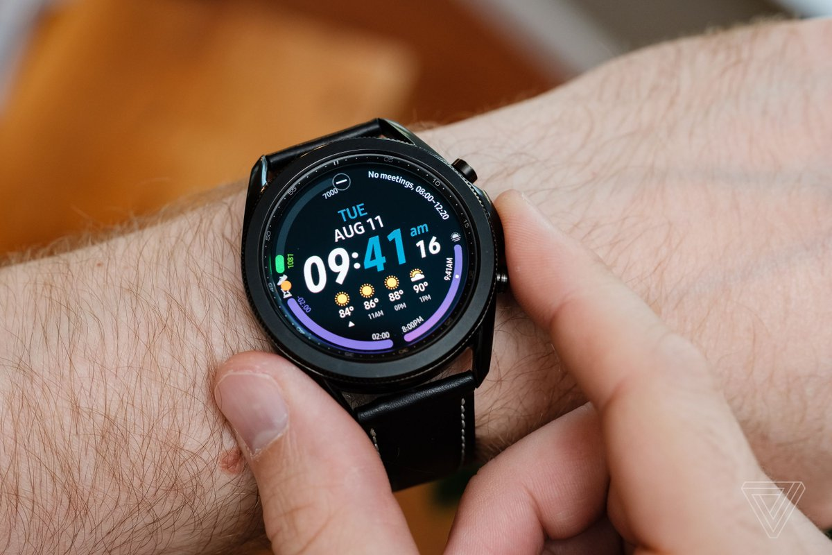 Samsung's Galaxy Watch 3 and Active 2 can now take EKG readings in the US
