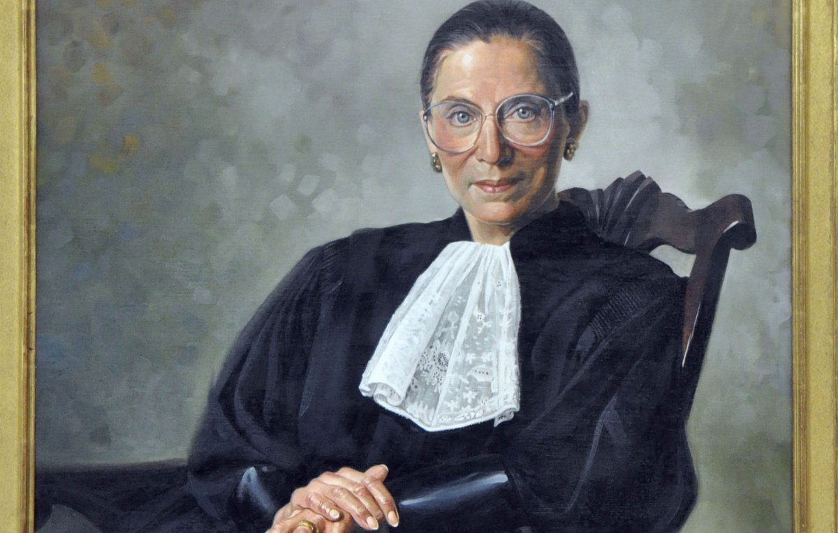Carefully Chosen Words: Ruth Bader Ginsburg and Vladimir Nabokov https://t.co/JkbNZcub8M https://t.co/0TNDFRoPXA