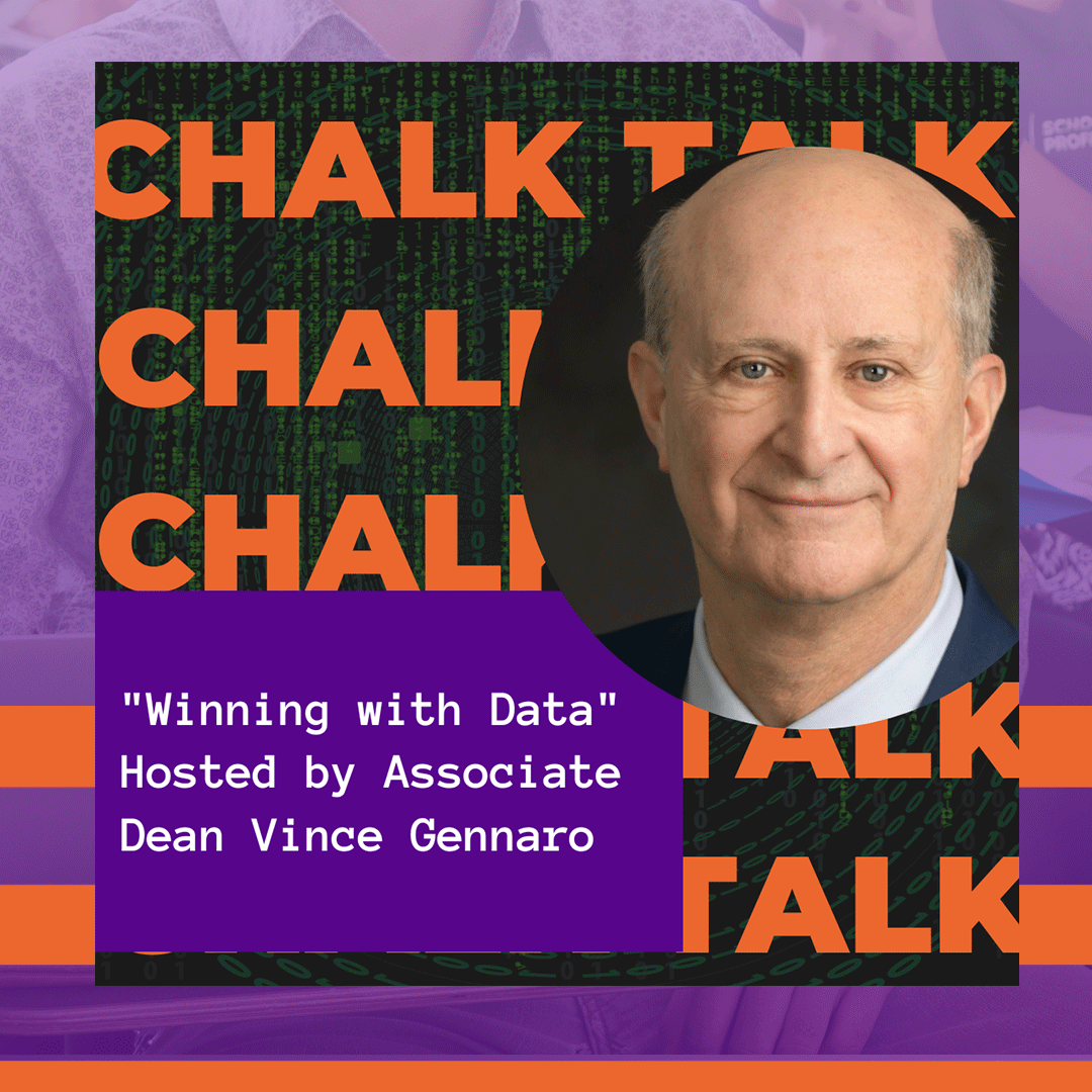 Wednesday, September 30 at 5:00 PM EST! . Join Associate Dean @vincegennaro and @fionagreen66  the author of Winning with Data in a discussion on how CRM is more than a vehicle to track the sales funnel.  . Register: https://t.co/hq2wOTipVr https://t.co/fipOAS88gl