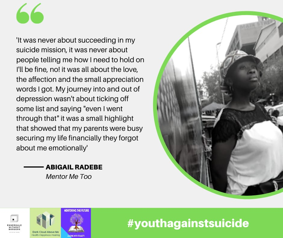 #MentalHealthAwarenessWeek  Let's make this a norm to talk about 🙃 #youthagainstsuicide https://t.co/Qk05vx0qsA