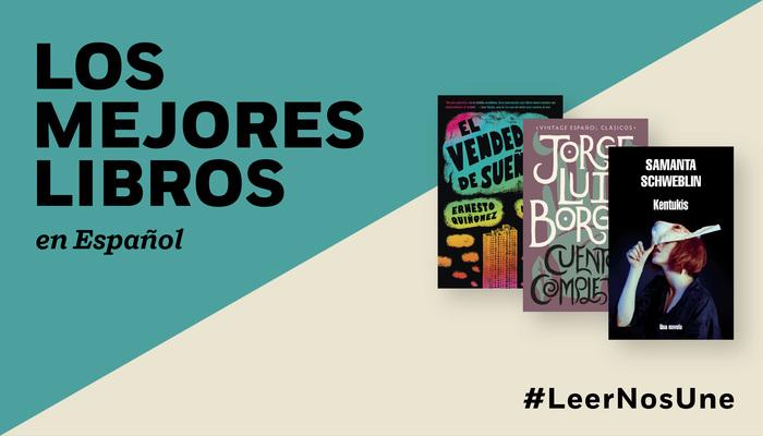 This #LatinxHeritageMonth, we are bringing you los mejores libros en español: https://t.co/ExIUW3PzGF #LeerNosUne https://t.co/7KHr7cY7vX