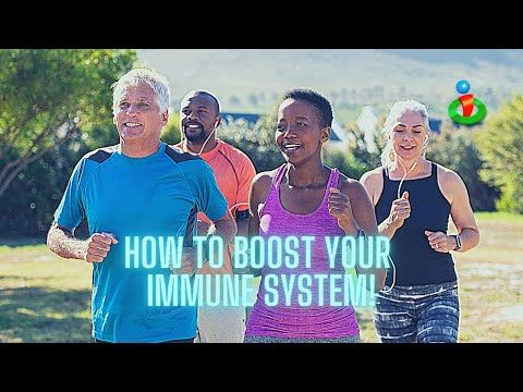 Tips to boost your immune system https://t.co/2cf5cJKSUm #ImmuneSystem #immune #immunehealth #ihealthtube #naturalhealth https://t.co/FKMe8rhZ5f