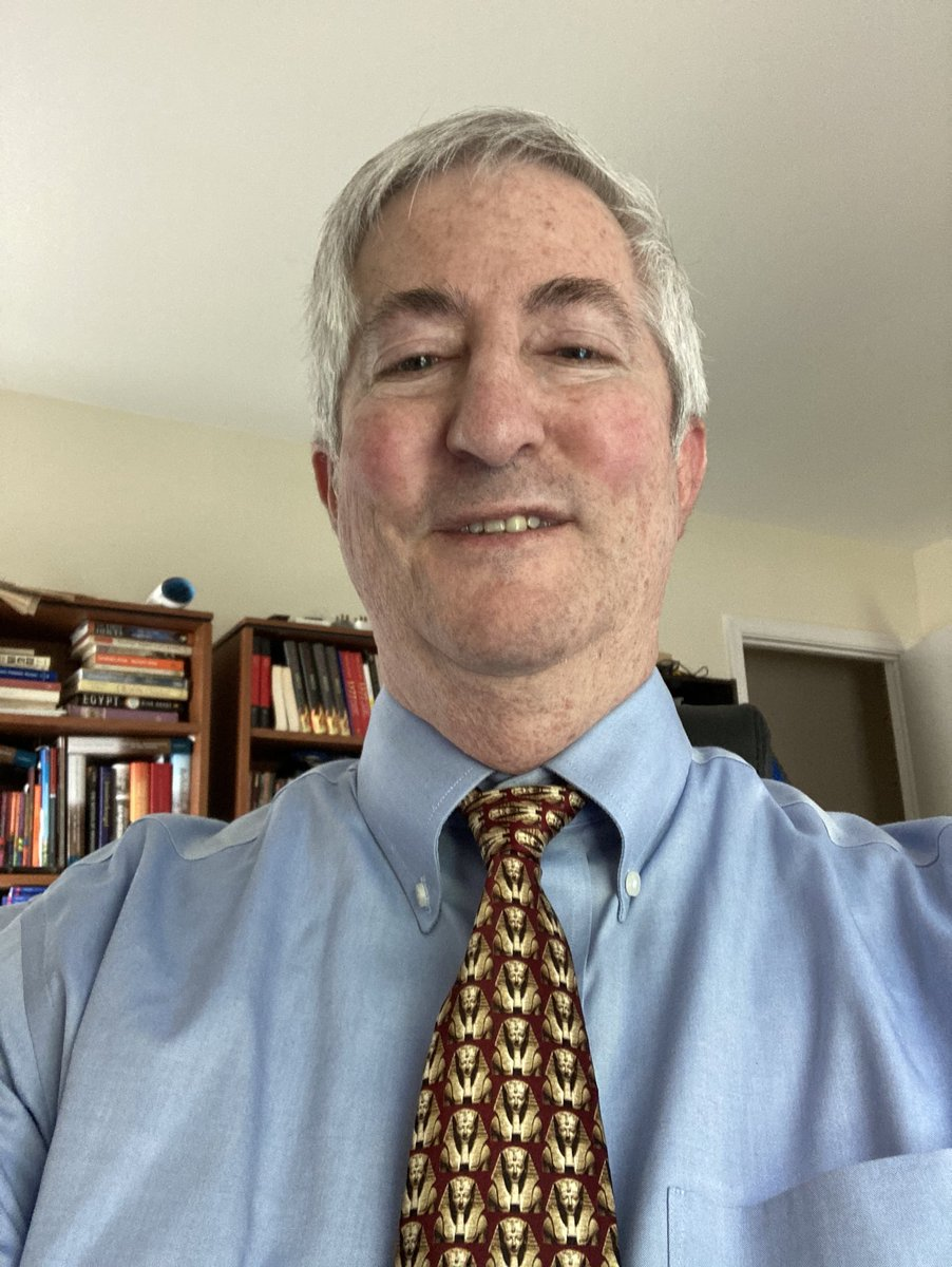 Today's tie, for Week 4 Lecture 7, on the Exodus and the Late Bronze Age Collapse.