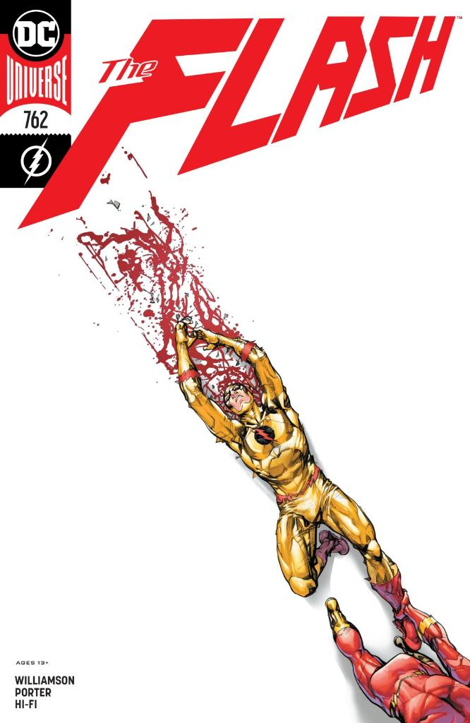 For years, Eobard Thawne has tormented Barry Allen, and now the Flash knows the only way to win is to make sure the Reverse-Flash never runs again! https://t.co/Nqqiz7PILz  W: @Williamson_Josh A: @MrHowardPorter C: @hificolor L: @swands E: @MichaelCotton https://t.co/LkDjFgUsdU