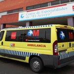Image for the Tweet beginning: #Fuenlabrada pide a Sanidad los