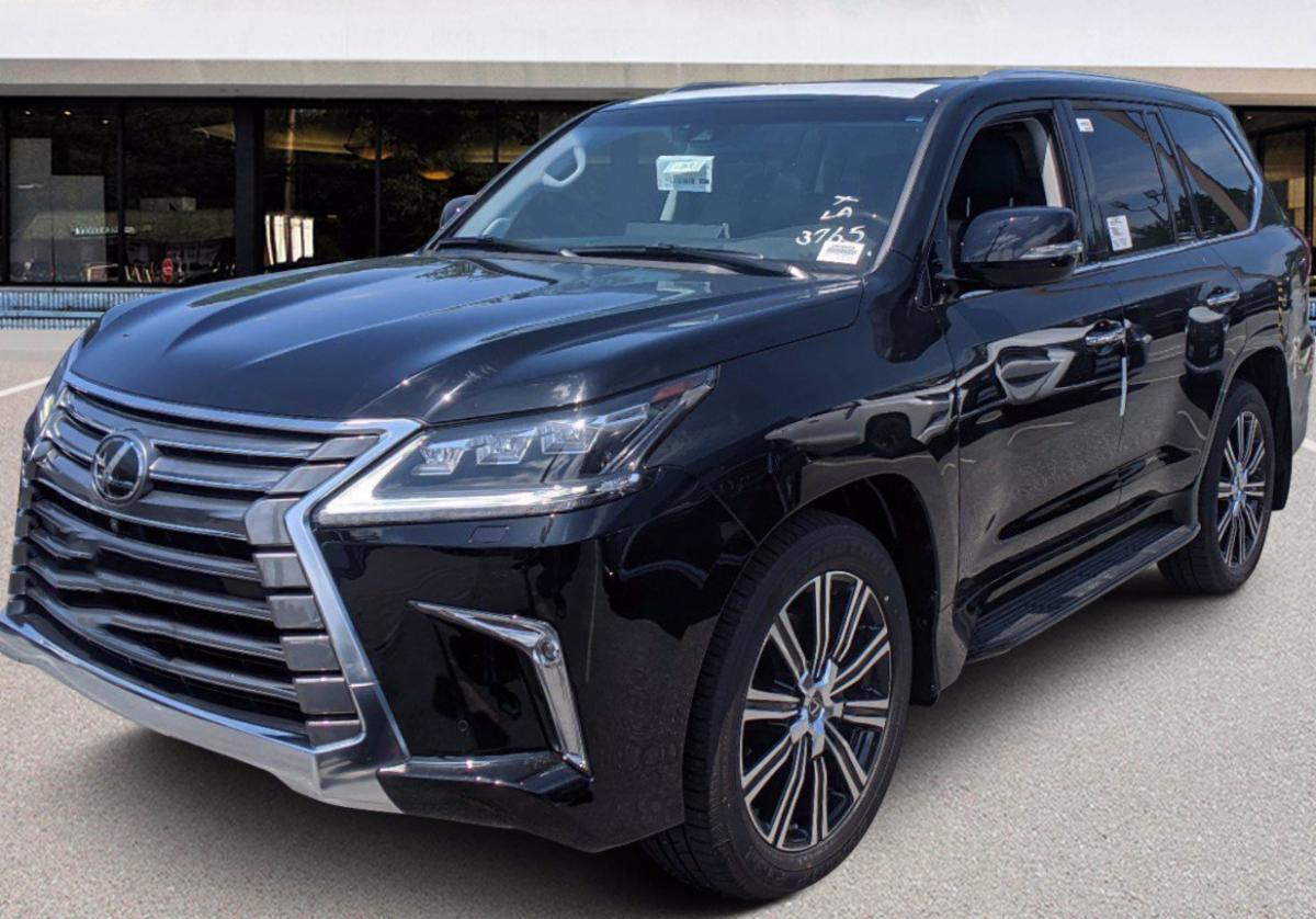 2020 Lexus LX 570 4x4 Available Now! https://t.co/6Fn5rLgQLx https://t.co/EVrhqvH94a