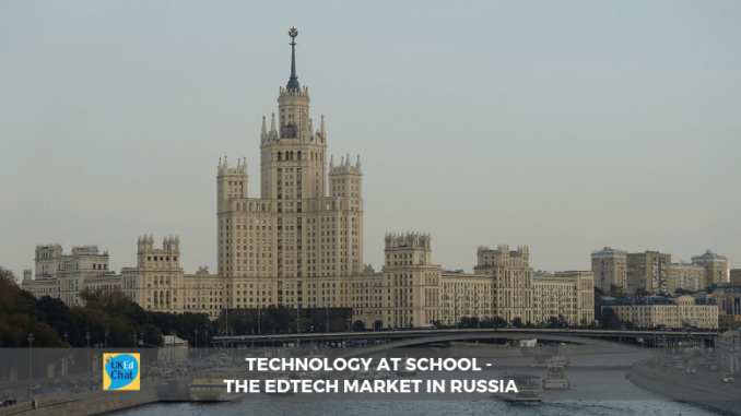 Technology at School – The EdTech market in Russia https://t.co/mSV835bU1Y #UKEdChat https://t.co/QJYQQgME0a