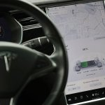 Image for the Tweet beginning: Tesla suffers network outage disabling