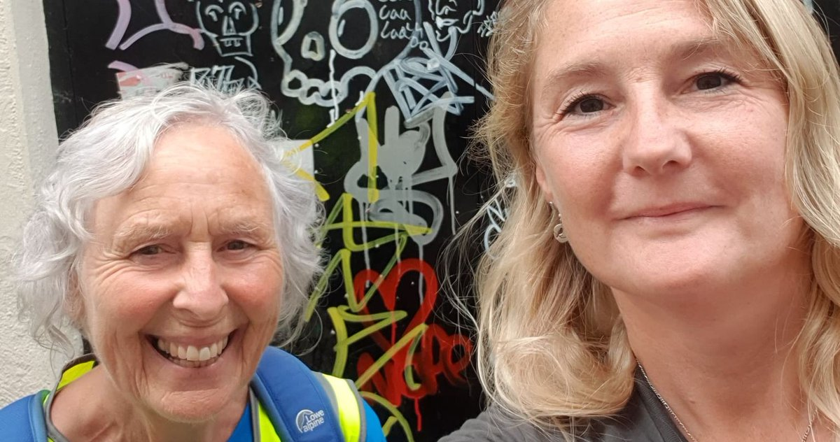 Thanks so much to Laurence Reed of @BBCRadioCornwall for Pat's interview about our @KeepBritainTidy #Litterheroes litter pick around Truro at the weekend. Hear it here: https://t.co/wHYi244b91 @PlasticWaive https://t.co/2sKRCNs7ZQ