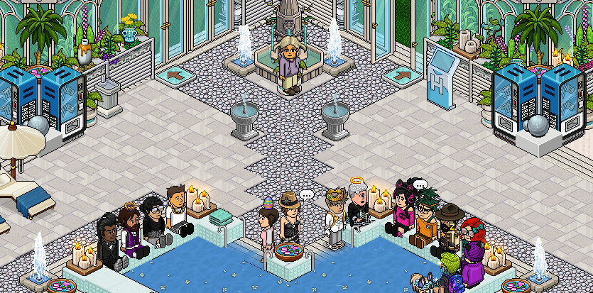 """Have you visited already the """"DTL: Mental Health Quest"""" room on @Habbo.com?   link: https://t.co/nhOb5lvwyk  #DitchTheLabel #Habbo #MentalHealthMatters #MentalHealthAwarenessWeek #MentalHealth #Habbohotel @bikerbabe3_ https://t.co/ZuwNyaQlRe"""