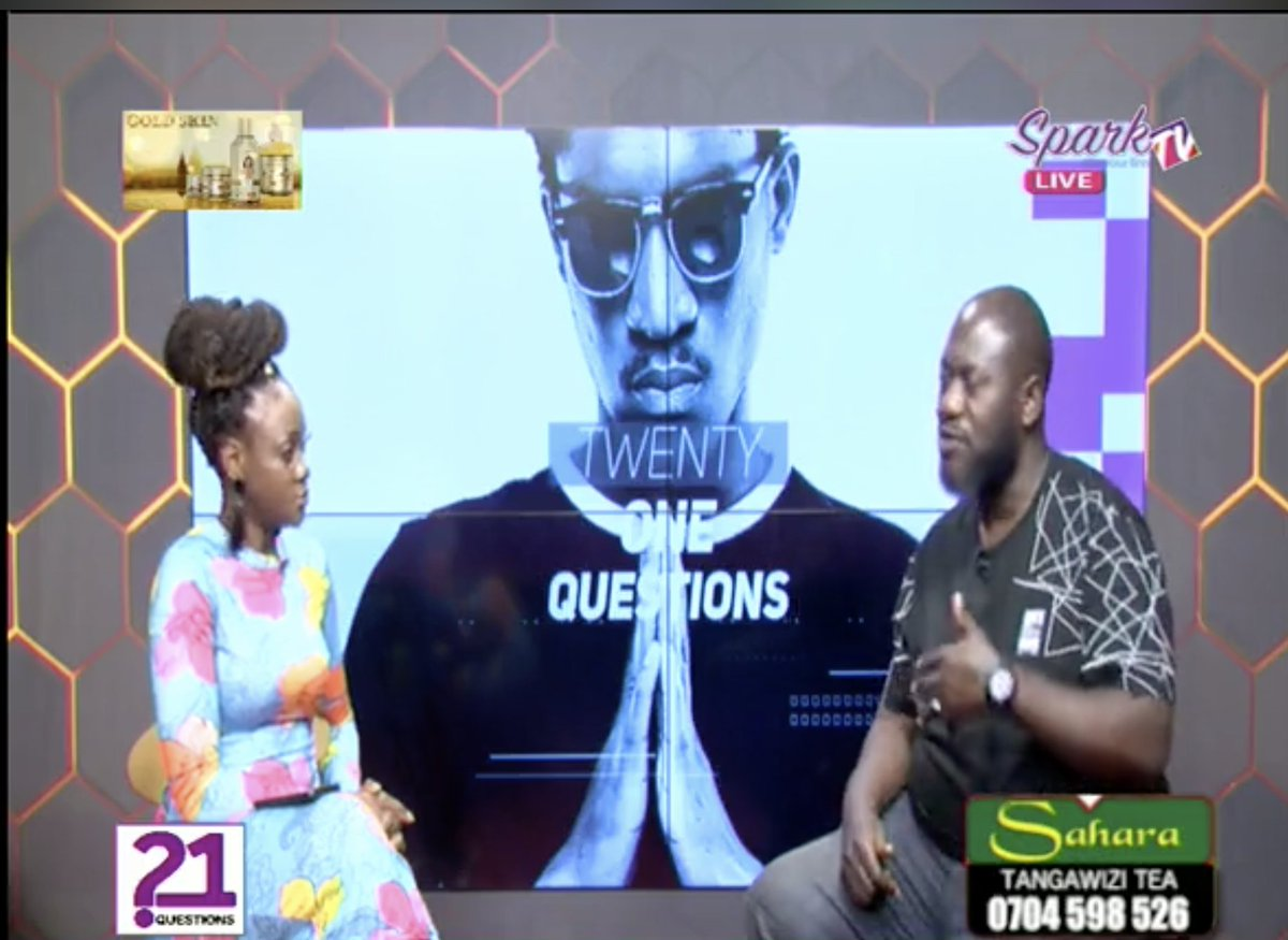 I don't like politics, in fact, I hate every musician who joins politics because they are destroying the industry. I even stop talking to them and I never mention their names at all - Omulangira Ndausi #21Questions https://t.co/hbx8e8jK2T