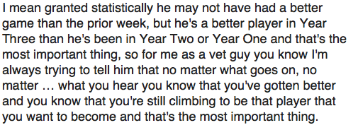 Bears WR Allen Robinson had a pretty passionate answer to @danwiederer's question about Anthony Miller and moving forward from last Sunday's game. Here's a snippet https://t.co/xzElRFCTaE