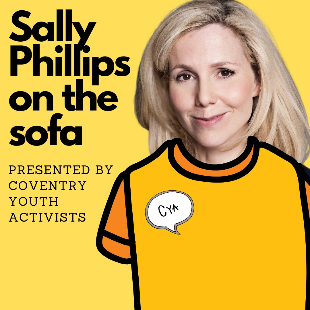 Are you a #Miranda fan? Are you a #BridgetJones fan? Do you care about #injustice in the world?  If you said yes then you need to watch this...https://t.co/eUJ9VaU3lA @sallyephillips joins us on our sofa as we talk disability, inequality and change. Join the conversation 🙌 https://t.co/wV8Ar3u0mo