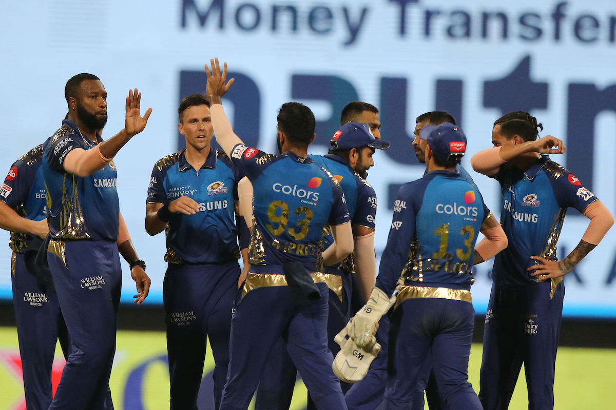 Mumbai Indians thrashes Kolkata Knight Riders by 49 runs