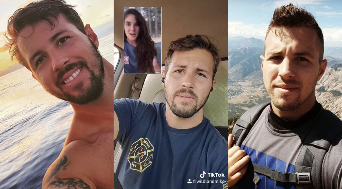 The conspiracy theory debunking firefighter who went viral last week on firehouse dogs, viral fame, and why everyone is thirsty for firefighters https://t.co/D3uAD8kfHr https://t.co/CHlwnqWg2e