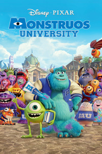 Monstruos University, a las 21:53, en Disney . https://t.co/XsbYeepD9n #PelisDelDía https://t.co/FnUjb5BvQx