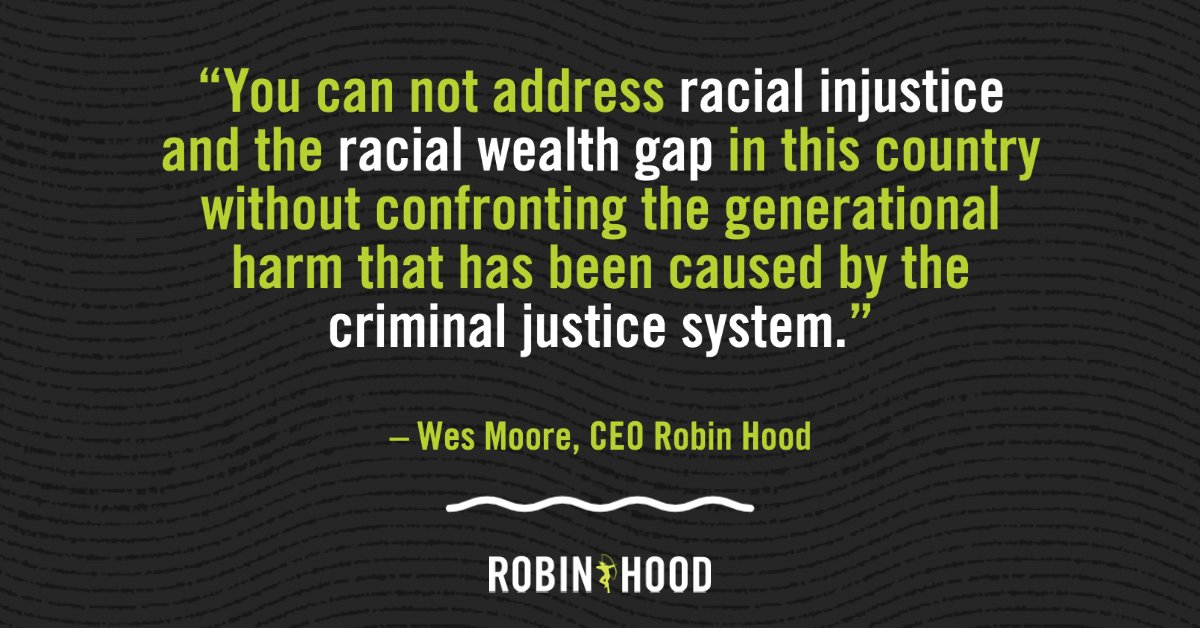 Data shows that Black and Hispanic people are disproportionately represented in our criminal justice system. This is in large part due to the structural racism that has informed American policy for centuries. https://t.co/cpR7TSNPRW