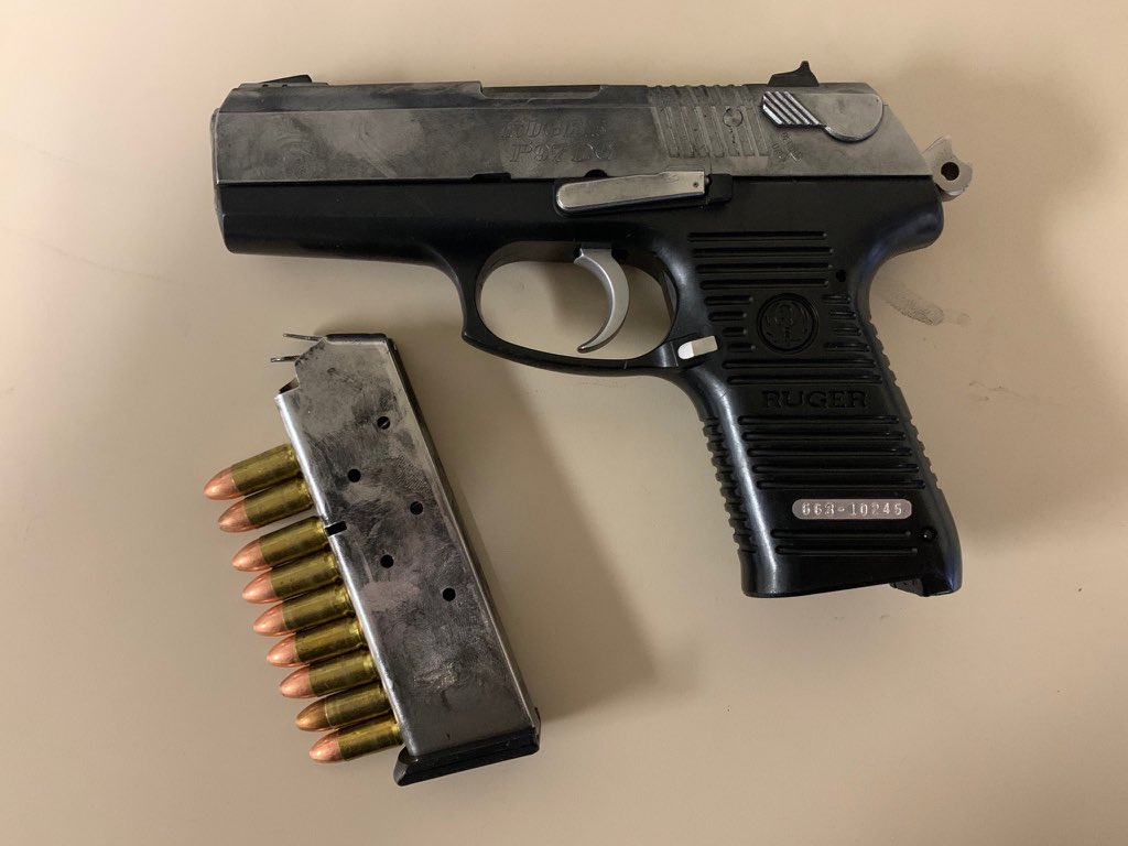 Great job by your Housing Officers @NYPDPSA2 for arresting a teenager with this stolen illegal loaded gun in #Brooklyn. Every single one of these arrest have the potential to be deadly & your NYPD has repeatedly made them without a single shot being fired & without an injury. https://t.co/zPHOqHDA6q