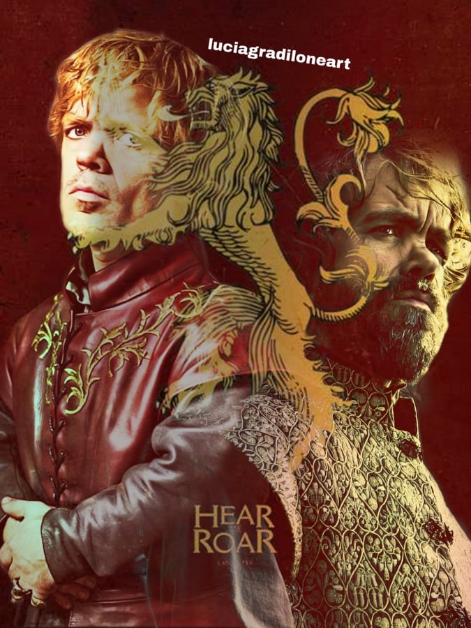 Game of Thrones 🦁🥶💀👀 #GameOfThrones #got #hbo #fanedit #fanart #myedits #WinterIsComing #georgerrmartin #tyrionlannister #desigher #photoshop #editing #luciagradiloneart #infinitygart1 #PeterDinklage #NightKing #season8 #TheLongNight #dragons #theironthrone #artshare #books https://t.co/A0iJ8tcE20