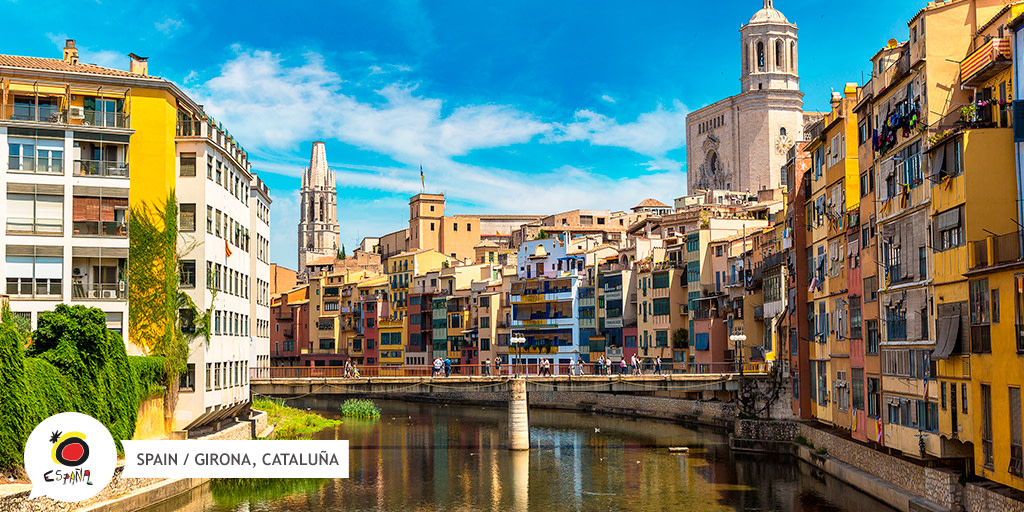 Have you ever wanted to visit #Girona? 😊 These experiences make a trip to Girona complete. Walks through the city🚶‍♀️, visiting the iconic monuments ⛪, scuba diving off the coast 🌊 and sailing ⛵ to name but a few!  👉 https://t.co/gArgjkGiqY  #BackToSpain #SpainExperience https://t.co/HxCvUrMLHm