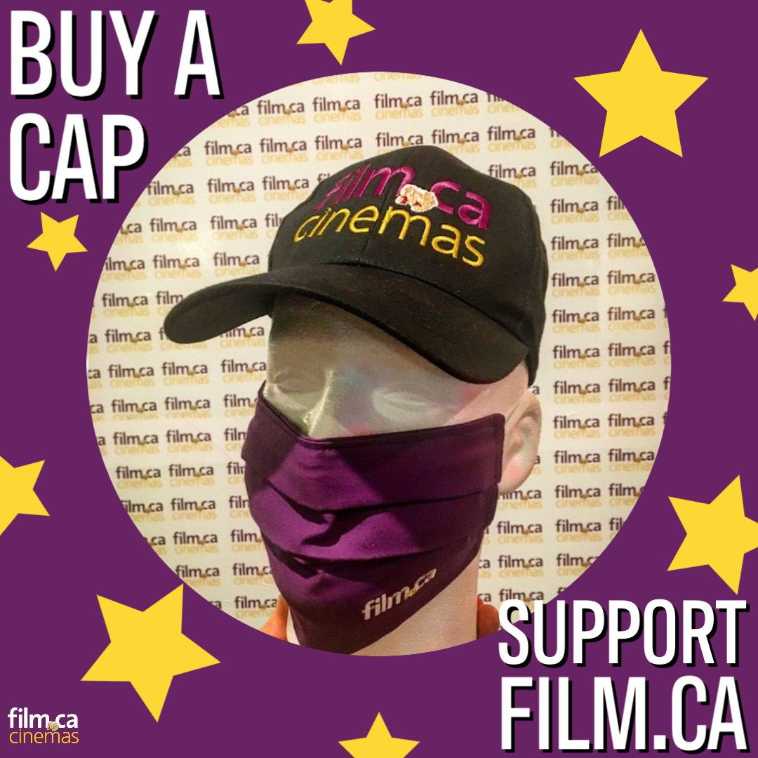 https://t.co/9TNzgavfeD Caps are available for purchase at the cinema for $25+HST each 🎥🧢  The money from these caps will go towards supporting https://t.co/9TNzgavfeD 💜 See photos here: https://t.co/VKKPnPywCP 📸   #smallbusiness #merch https://t.co/es4D50M0iB