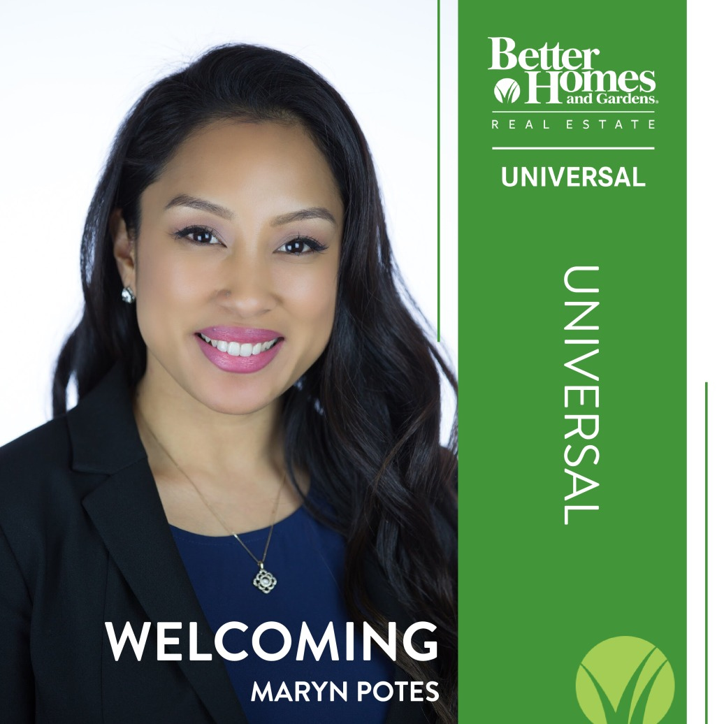 Welcome to the BHGRE Universal Family, Maryn!  #positivethoughts #positivevibes #happiness  #lifeisgood  #positivelife #BHGREU #BeBetter #ExpectBetter #BHGRELife #BetterHomesandGardensRealEstateUniversal https://t.co/in1txhTbGR
