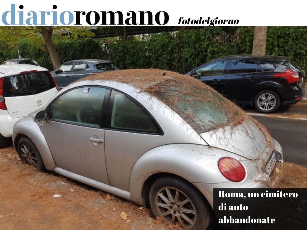 test Twitter Media - Il problema è sempre più serio. Sono oltre 60mila, in continua crescita. Ogni strada ha almeno un'auto abbandonata. Clicca il link per approfondire❗ #Roma #fotodelgiorno 📸 ➡️https://t.co/dXXLRlAm8x⬅️ℹ️ https://t.co/22zYcXsDgQ