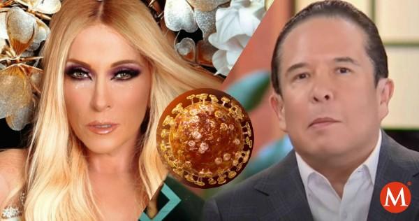 No seas chismoso: Yuri desmiente a Gustavo Adolfo Infante; dice no tener #coronavirus   https://t.co/RPxNPEJOUz https://t.co/pLDiZNFcdt