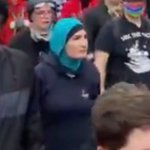 Image for the Tweet beginning: Why is Linda Sarsour in