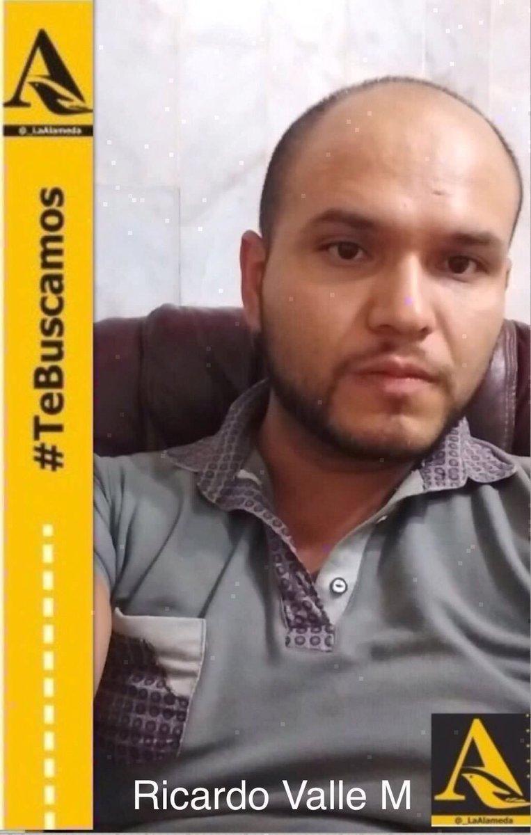 #TeBuscamos Ricardo Daniel Valle Murillo, 23/4/17 #Zapopan #Jalisco https://t.co/0bGdr3v0B2