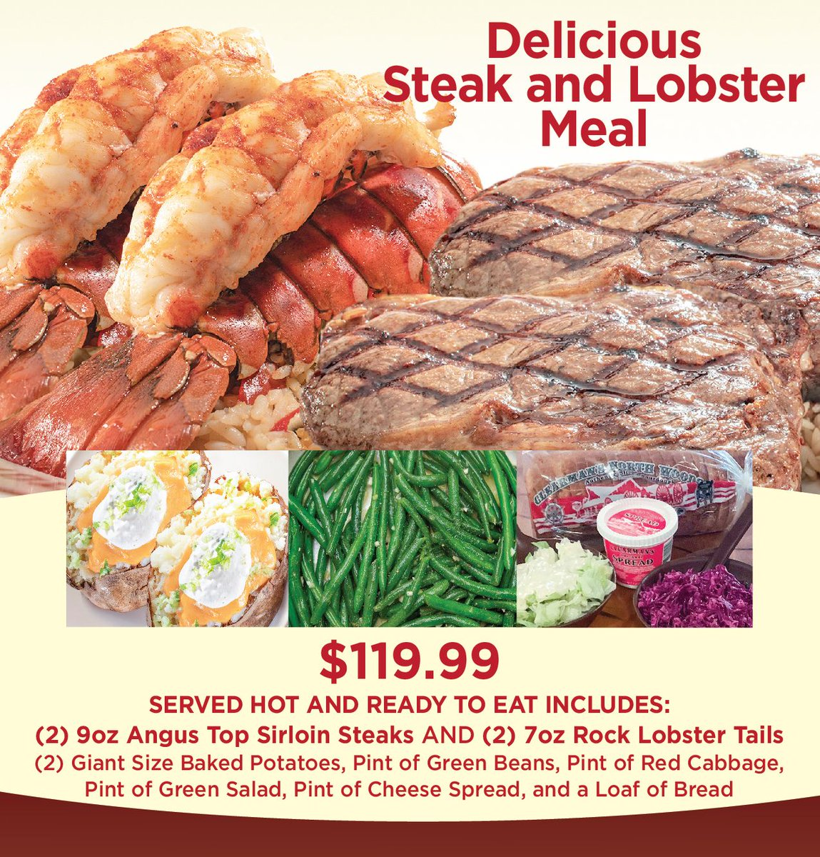 Celebrate #NationalLobsterDay on Friday with a delicious Rock Lobster dinner at #ClearmansSteakNStein. There's a #Steak & #Lobster Dinner for 2 available to order and take home! https://t.co/W7hFqF7SHJ (562) 699-8823, (562) 699-6204 Postmates delivery https://t.co/LAL44vK7Qc https://t.co/jqfpRREOOE