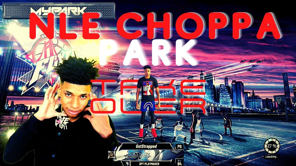 New Video Will Be Up Tonight.             #NBA2K21  #nlechoppa https://t.co/qdgJRJbbUu