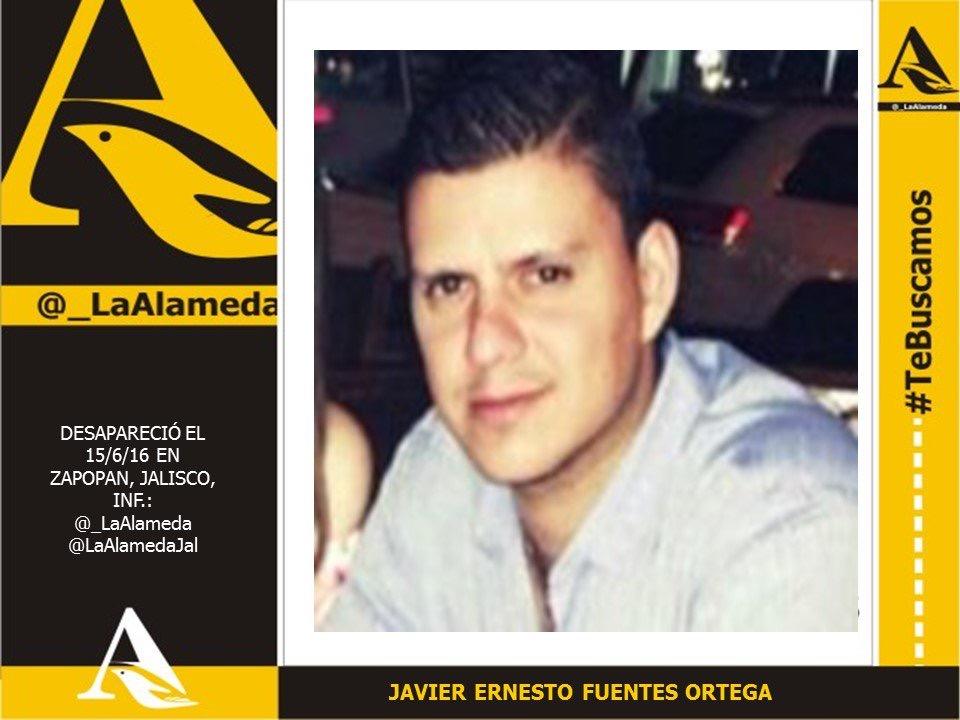 #TeBuscamos Javier Ernesto Fuentes Ortega. Zapopan, Jalisco  #Zapopan #Jalisco vía @soylaqbrilla https://t.co/6OFWhn5jZM