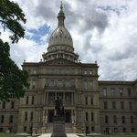 Image for the Tweet beginning: Michigan Senate approves criminal record