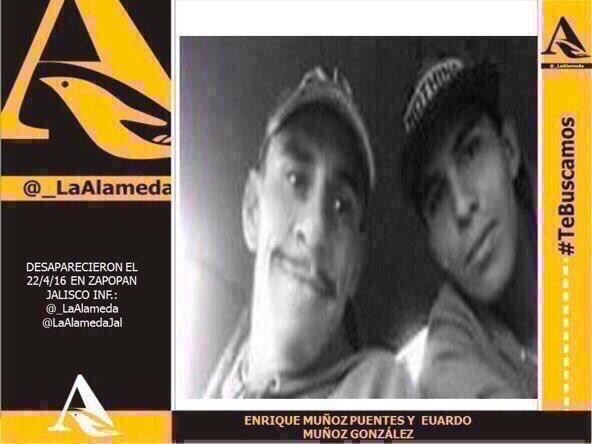 #TeBuscamos Enrique  Muñoz Puentes . Zapopan, Jalisco   #Zapopan #Jalisco vía @alexandrovill https://t.co/AA4cEKTq86