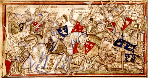 On this day in 1066, Englands King Harold II slaughters 6,000 Vikings (along with his own outlaw brother) at the Battle of Stamford Bridge. Days later hell quick march his army 250 miles south to intercept William of Normandy near Hastings. (Spoiler: It doesnt go well.)