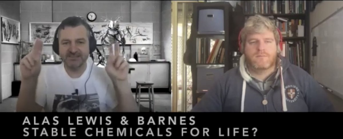 Life in our universe depends upon stable elements in the periodic table. But what if they were less, or more, stable? Find out with me and @lukebarnesastro at @AlasLewisBarnes   https://t.co/KQvJSs7Ed7 https://t.co/vbGxYrQrRK